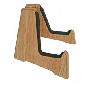 Guitar Stands for Ukulele Guitars. Solid Oak, Made to order.