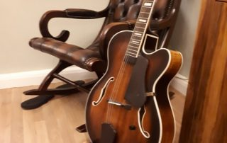 Guitar Storage Solutions from Stand Made