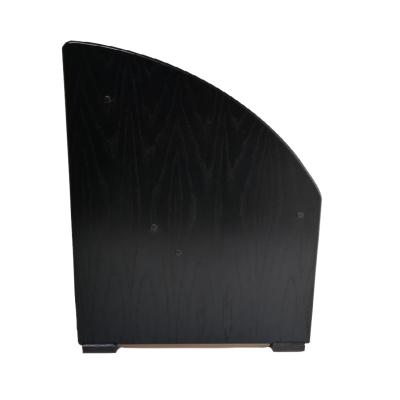 Dark Oak Tilted Side Amp Stand